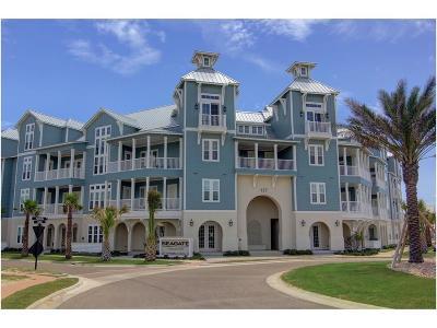 Port Aransas Condo/Townhouse For Sale: 137 Palmilla Circ #101