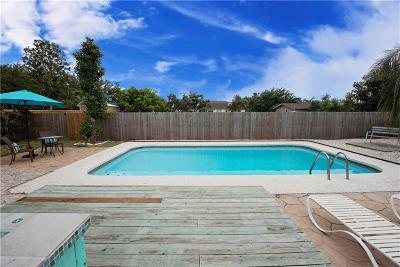 Rockport Single Family Home For Sale: 2118 Harbor Ct