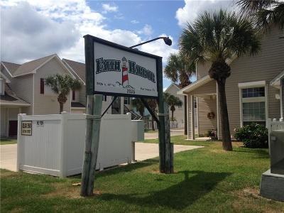 Port Aransas Condo/Townhouse For Sale: 2026 S Eleventh St #9