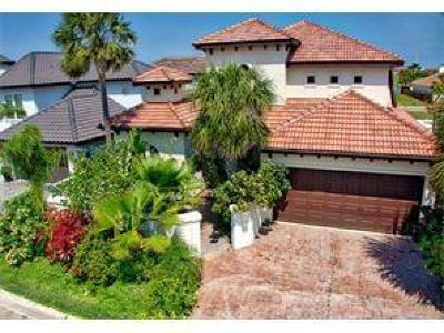 Port Aransas TX Single Family Home For Sale: $599,000