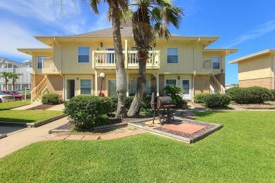 Port Aransas Condo/Townhouse For Sale: 4901 State Highway 361 #207