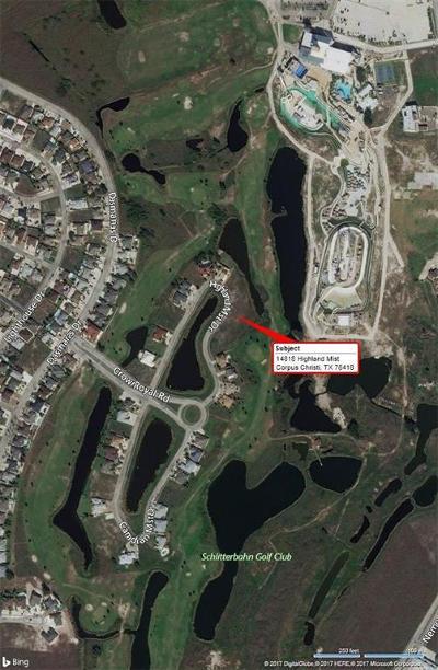 Corpus Christi Residential Lots & Land For Sale: 14854 Highland Mist Dr
