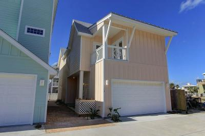Port Aransas Condo/Townhouse For Sale: 4903 Hwy 361 #13