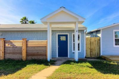 Port Aransas Condo/Townhouse For Sale: 523 Station St #F