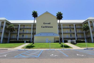 Port Aransas Condo/Townhouse For Sale: 5495 St. Hwy. 361 #1010