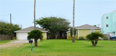 Port Aransas Single Family Home For Sale: 437 Lantana Dr