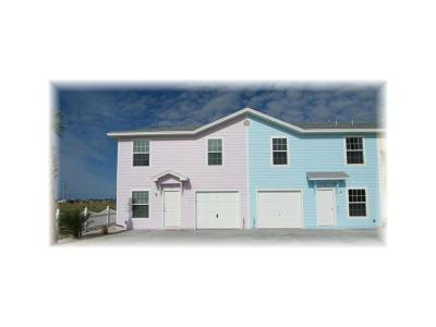 Port Aransas Condo/Townhouse For Sale: 604 Beach Access 1-A #10-B