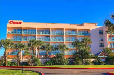 Port Aransas Condo/Townhouse For Sale: 4903 St.hwy. 361 #205