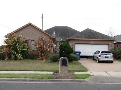 Corpus Christi TX Single Family Home For Sale: $145,500