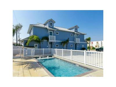 Port Aransas Multi Family Home For Sale: 512 Sea Shell Drive #All