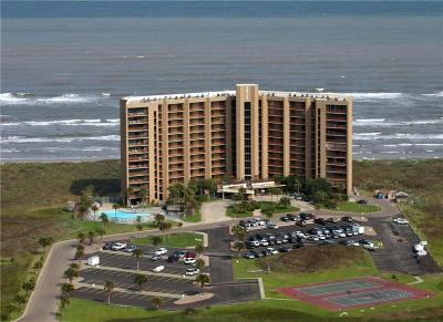 Port Aransas Condo/Townhouse For Sale: 6745 Seacomber Dr #207