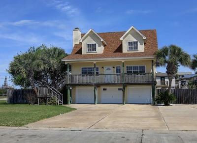 Port Aransas Single Family Home For Sale: 660 Sand Dollar Circle