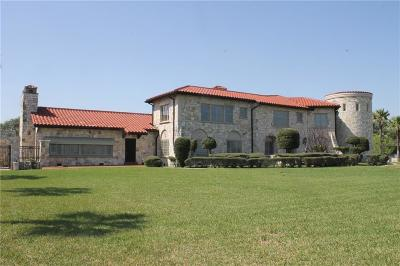 Nueces County Single Family Home For Sale: 3745 Ocean Dr