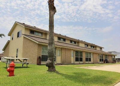 Port Aransas Condo/Townhouse For Sale: 715 Beach Access Road 1a #1005