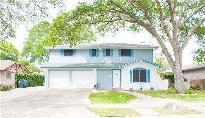 Single Family Home For Sale: 4502 Coventry