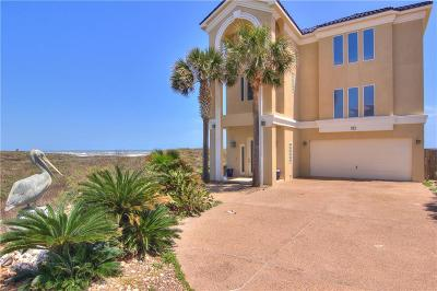 Nueces County Single Family Home For Sale: 110 Sea Air