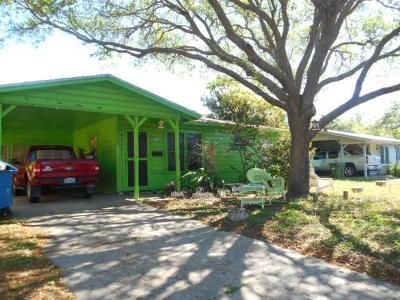 Aransas Pass Single Family Home For Sale: 1312 Oak Park Dr
