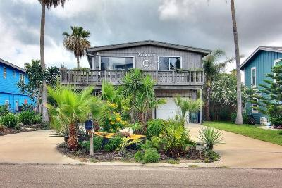 Port Aransas Single Family Home For Sale: 612 Lantana Dr