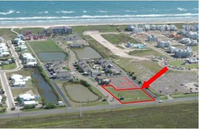 Port Aransas Residential Lots & Land For Sale: 4907 State Hwy 361