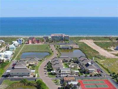 Port Aransas Condo/Townhouse For Sale: 4901 State Highway 361 #224
