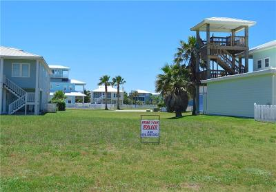Port Aransas Residential Lots & Land For Sale: 226 Royal Dunes