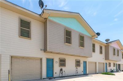 Port Aransas Condo/Townhouse For Sale: 604 Beach Access Road 1a #16