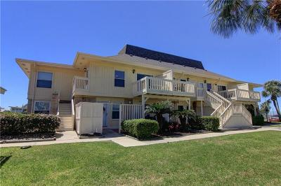 Port Aransas Condo/Townhouse For Sale: 4901 State Highway 361 #233