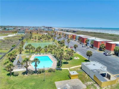 Port Aransas Condo/Townhouse For Sale: 700 Island Retreat #112