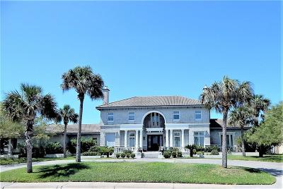 Single Family Home For Sale: 5001 Ocean Dr