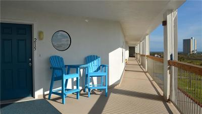 Port Aransas Condo/Townhouse For Sale: 5973 Hwy 361 #215