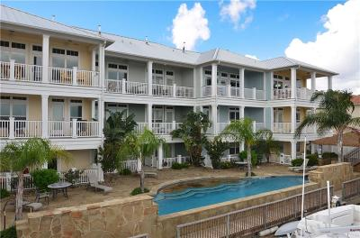 Corpus Christi Condo/Townhouse For Sale: 14890 Granada Dr #206C