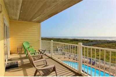 Port Aransas Condo/Townhouse For Sale: 5495 State Highway 361 #3005