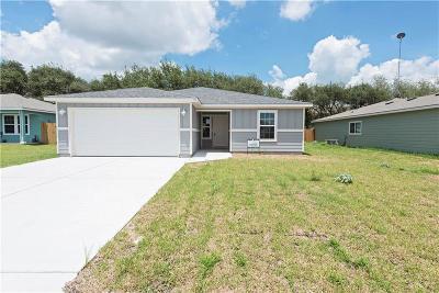 Aransas Pass Single Family Home For Sale: 734 Portside Way