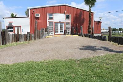 Aransas Pass Single Family Home For Sale: 1245 S Commercial St