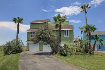 Port Aransas Single Family Home For Sale: 6877 State Highway 361 #31