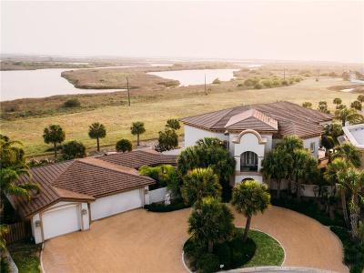 Port Aransas TX Single Family Home For Sale: $2,495,000