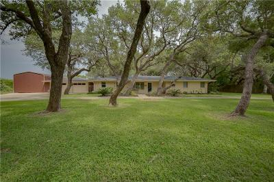 Aransas Pass Single Family Home For Sale: 1701 S Saunders