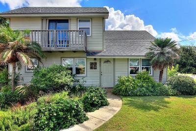 Port Aransas Single Family Home For Sale: 425 E Avenue B