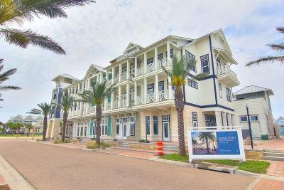 Port Aransas Condo/Townhouse For Sale: 128 Market St #5-202