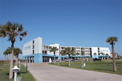 Port Aransas Condo/Townhouse For Sale: 5973 State Highway 361 #308