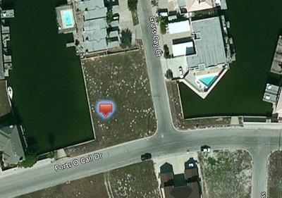 Corpus Christi Residential Lots & Land For Sale: 1/17 Grass Cay