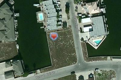 Corpus Christi Residential Lots & Land For Sale: 2/17 Grass Cay