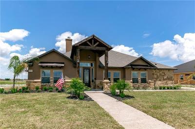 Corpus Christi Single Family Home For Sale: 8826 Skyknight Dr