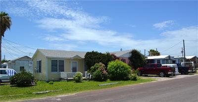 Port Aransas Single Family Home For Sale: 114-126 E Avenue C
