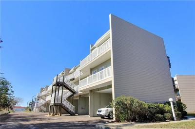 Port Aransas Condo/Townhouse For Sale: 900 N Station St #A11/12