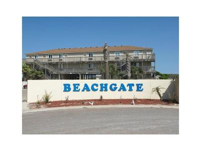 Port Aransas Condo/Townhouse For Sale: 1922 On The Beach #342
