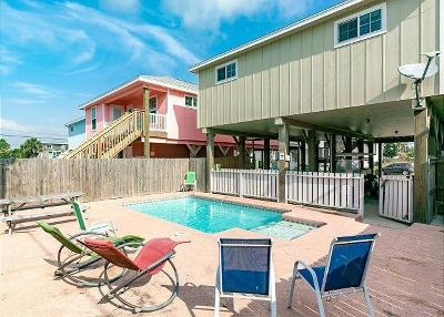 Port Aransas Single Family Home For Sale: 614 Island Retreat Ct