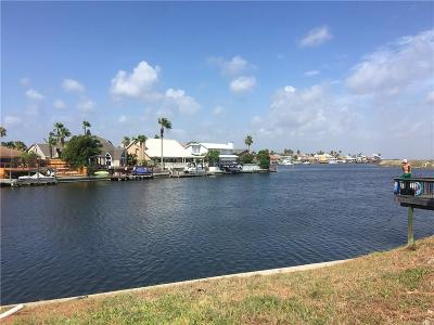Corpus Christi Residential Lots & Land For Sale: 13821 Captains Row