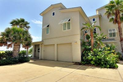 Port Aransas Condo/Townhouse For Sale: 3700 Island Moorings Parkway #10