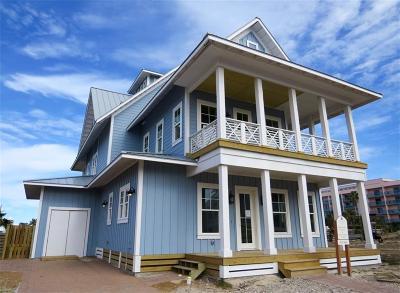 Port Aransas Single Family Home For Sale: 303 Hide Away Dr
